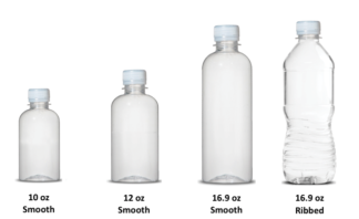 Custom Water Bottle Examples